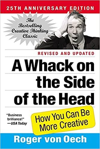 Creative Inspirational Thinking Book