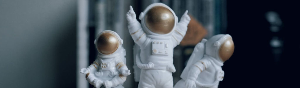 Astronaut Figures